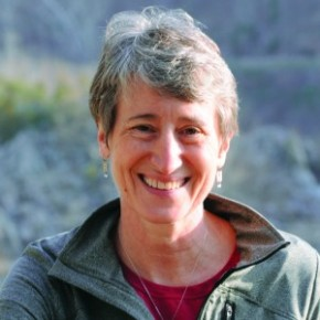 How Sally Jewell's zigzags helped her scale many peaks